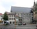 Zicht op de Lakenhalle van Oudenaarde en de woningen Hoogstraat 1-7 - 372816 - onroerenderfgoed.jpg