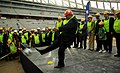 Zuma Stadium Tour, 2009 World Economic Forum on Africa.jpg