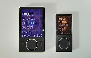 Ocean's Three and a Half - Carter mocks Microsoft's Zune MP3 player