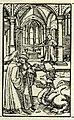Zwinglibibel (1531) Apocalypse 10 Tempel messen, Zeugen.jpg