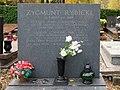 Zygmunt Rybicki - Cmentarz Wojskowy na Powązkach (209).JPG