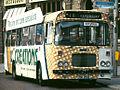 """Creations"" bus, Belfast - geograph.org.uk - 1460058 crop.jpg"