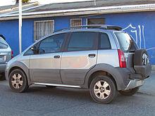 Fiat idea wikipedia for Fiat idea adventure 2008 caracteristicas
