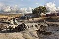 'ΑΝΑΓΚΑΣΤΙΚΟΣ ΣΥΝΕΤΑΙΡΙΣΜΟΣ ΡΗΝΕΙΑΣ' , αποβίβαση στον Κάσσαρη.jpg