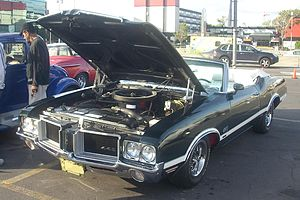 Oldsmobile 442 history « Musclecarmad's Blog