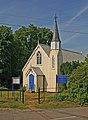 'Tin tabernacle', Bedmond, Hertfordshire (1) - geograph.org.uk - 2462624.jpg