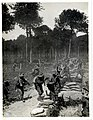 (1-1) Gurkhas charging a trench (near Merville, France). Photographer- H. D. Girdwood. (13874291303).jpg