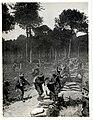 (1-1) Gurkhas charging a trench (near Merville, France). Photographer- H. D. Girdwood. (13874291303).jpg