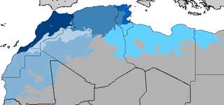 Maghrebi Arabic Family of Arabic dialects spoken in the Maghreb