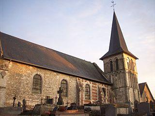 Brestot Commune in Normandy, France