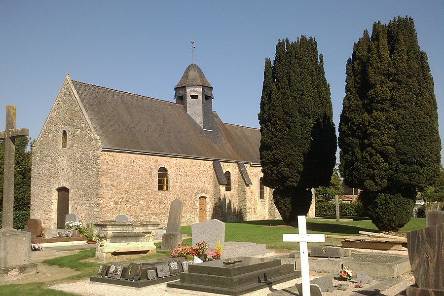 Fr:Le Mesnil-Angot, commune fusionnée à fr:Graignes-Mesnil-Angot