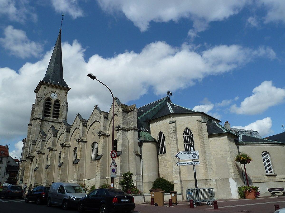 Châtillon (Hauts-de-Seine) — Wikipédia