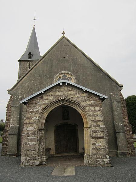 Église Saint-Pierre-et-Saint-Paul de fr:Cerisy-la-Salle