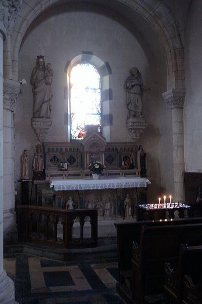 Église Sainte-Trinité de fr:Gavray