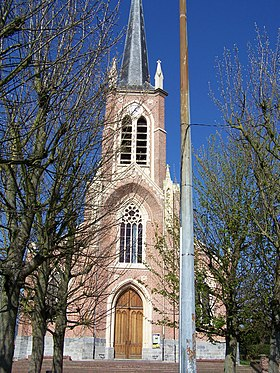 Église St Martin de Willems