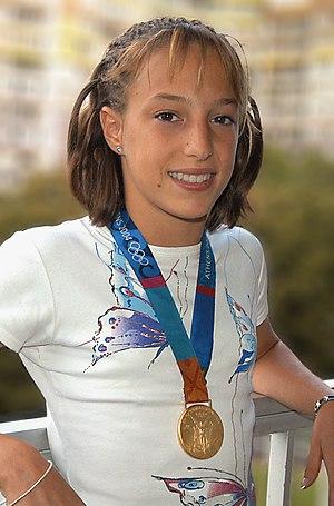 Émilie Le Pennec - Le Pennec in 2005