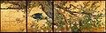 Érable entouré d'herbes d'automne (détail) par Hasegawa Tōhaku.jpg