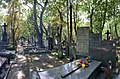 Łaźniewski, Olszewski, Dzieżbicki family grave, Powązki Cemetery, Warsaw, Poland in 2019.jpg