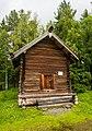 Амбар конца XIX века из деревни Сварозеро Вытегорского уезда.jpg