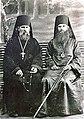 Архимандрит Ксенофонт (Медведев) и епископ Тагильский Лев (Черепанов) 2.jpg
