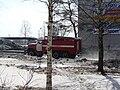 Взрыв балона с газом в гараже, Коряжма (01).JPG