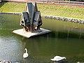 Гомель. Парк. У Лебяжьего озера. Фото 26.jpg