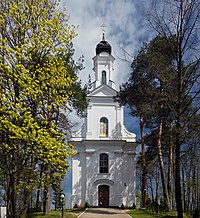 Жыровічы, Крыжаўзьдзьвіжанская царква 1.jpg