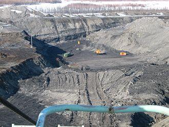 Verkhnekolymsky District - Zyriansky Coal Mine, Verkhnekolymsky District