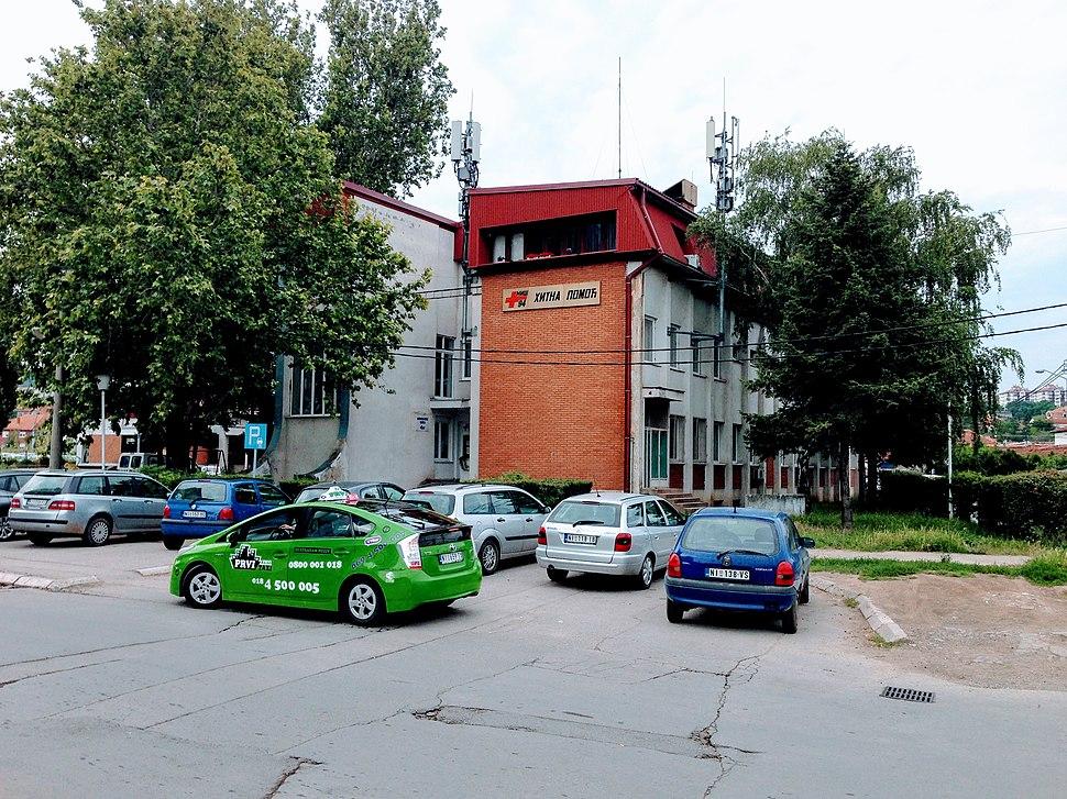 Завод за хитну медицинску помоћ Ниш 4347