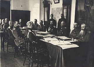 Stavka High military command of the Russian Empire and the Soviet Union