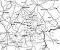 Карта № 3 к статье «Коалиционные войны». Военная энциклопедия Сытина (Санкт-Петербург, 1911-1915).jpg