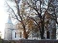 Костел Благовiщення (мур.), смт.Клевань.JPG