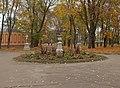 Новгород-Сіверський. Парк ім. Т. Г. Шевченка. Алея..JPG