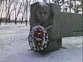 Пам'ятний знак героя СРСР Є.П.Шутько Загинув 21 вересня 1944 року, кинувшись з гранатою під німецький танк. під селом Буля,.jpg