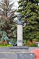 Пам'ятник герою Радянського Союзу І. В. Бевзу Вінниця вул. Соборна.JPG