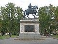 Памятник Петру I, Кленовая улица01.jpg