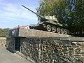 Пам'ятник на честь радянських танкістів 1982р..jpg