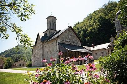 Православна црква и манастир Св. Благовијести, Липље, Теслић 09.jpg
