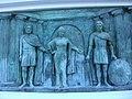 Релјев од споменикот на Филип (Скопје - Автокоманда).jpg