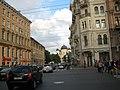 Санкт-Петербург. Спасо-Преображенский собор и улица Пестеля..JPG