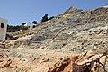Скамейки античного театра. Lindos. Rhodos. Greece. Июнь 2014 - panoramio.jpg