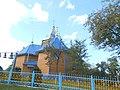 Сторожинецький р-н Кам'яна Михайлівська церква та дзвіниця 02.jpg