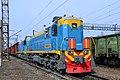 ТЭМ18ДМ-3175, Россия, Саратовская область, станция Ртищево-II (Trainpix 192157).jpg