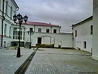 Тюремный замок двор .JPG