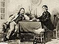 Чернышевский в 1859 г. в Лондон с Герценом.jpg