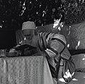 """הרב אברהם אמינוף זצ""""ל , רבה של שכונת הבוכרים בירושלים-JNF020705.jpeg"""