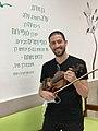 ניצן-חן רזאל, כנר וזמר ישראלי.jpg