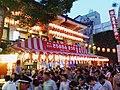 とうかさん円隆寺 とうかさん大祭(ゆかた祭り) - Panoramio 25883457.jpg
