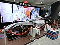 マルペンサ空港にあったウィリアムズのマシン (36309450044).jpg