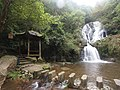 三潭瀑布 - Three Pools Cascade - 2011.10 - panoramio.jpg
